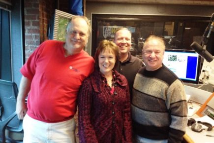 """Patsy with Superior Pro on Dave Baker's """"Home Fix-it Show"""""""
