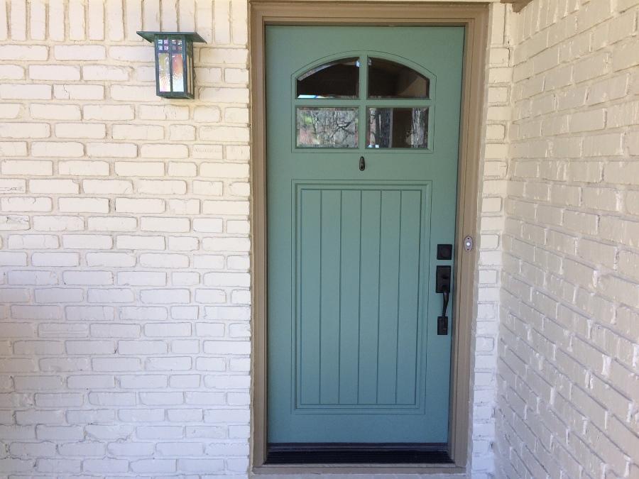 Front Door Privilege Green Sw 6193 Patsy Overton Interiors